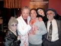 Todd Robbins and the cast of Play Dead